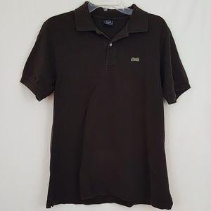 Men's Le Tigre Polo Short-Sleeve Shirt Medium